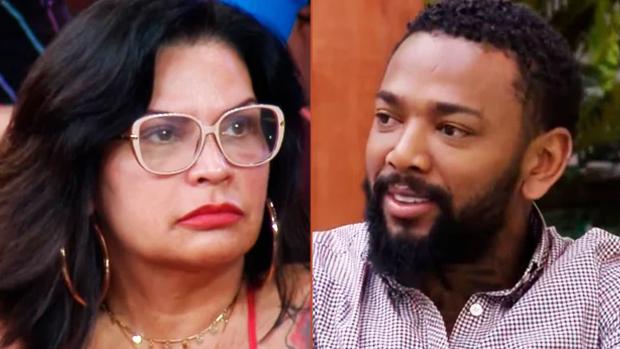 Solange Gomes e Nego do Borel