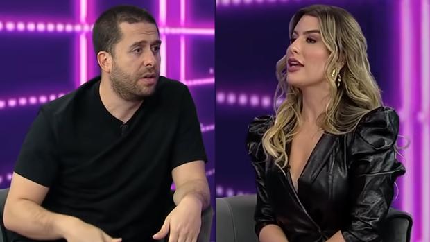 Maurício Meirelles e Fernanda Keulla