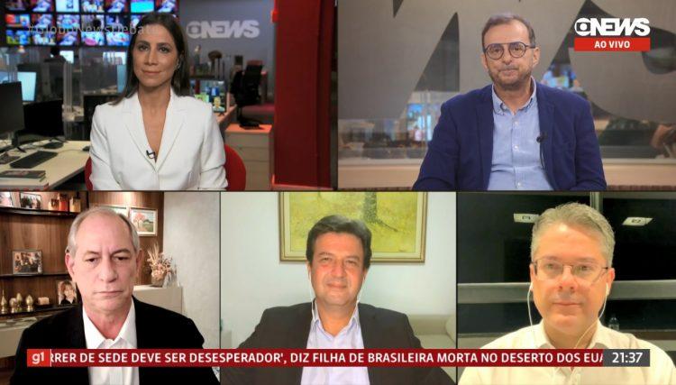 GloboNews Debate