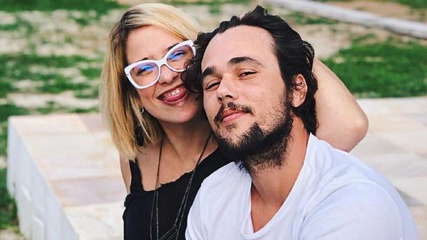 Paloma Duarte e Bruno Ferrari